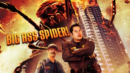 Big Ass Spider! on FREECABLE TV