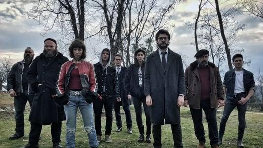 Money Heist – Season 1