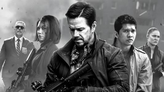 Mile 22 backdrop photo
