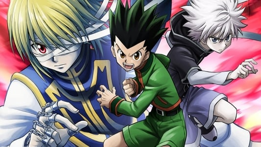 Hunter X Hunter on FREECABLE TV