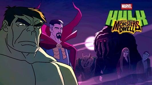 Hulk: Where Monsters Dwell 2016 full movie
