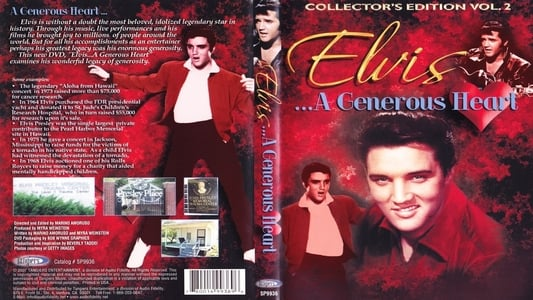 Elvis: A Generous Heart-Collectors Edition Vol. II on FREECABLE TV