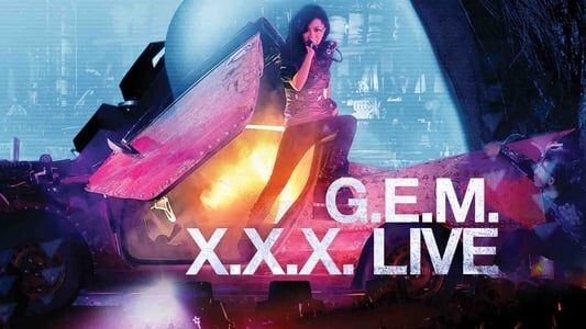 G.E.M. X.X.X. Live on FREECABLE TV