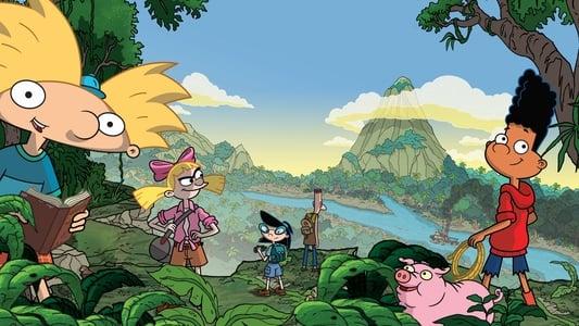 Ei Arnold! – Na Selva: O Filme