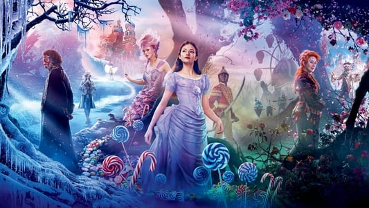 The Nutcracker and the Four Realms backdrop photo