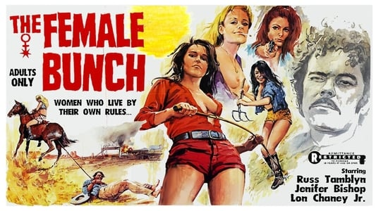 The Female Bunch on FREECABLE TV