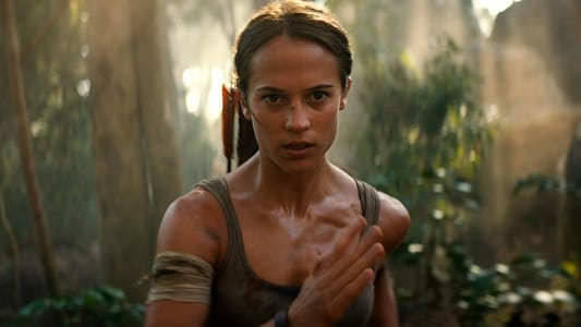 Tomb Raide_Huyền Thoại Bắt Đầu -Tomb Raider ( 2018 )