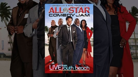 All Star Comedy Jam: Live from South Beach on FREECABLE TV