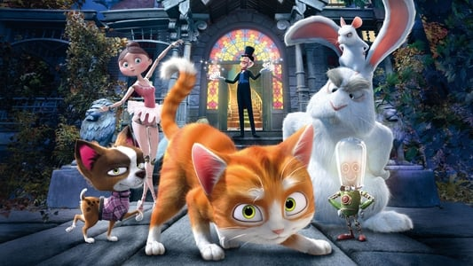 Thunder and the House of Magic on FREECABLE TV