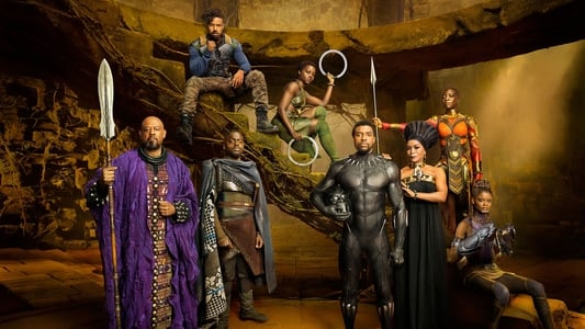 Chiến Binh Báo Đen – Black Panther (2018)