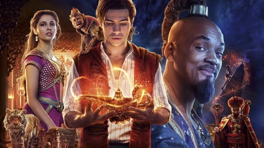 Aladdin Dublado (2019) 720p/1080p Download