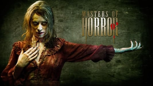 Masters of Horror on FREECABLE TV