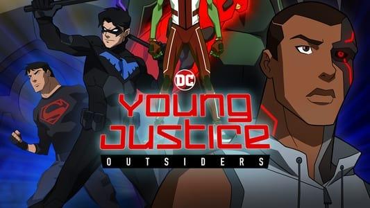VER La joven Liga de la Justicia S4E1 Online Gratis HD
