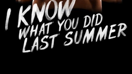 VER Se Lo Que Hiciste El Verano Pasado S1E1 Online Gratis HD