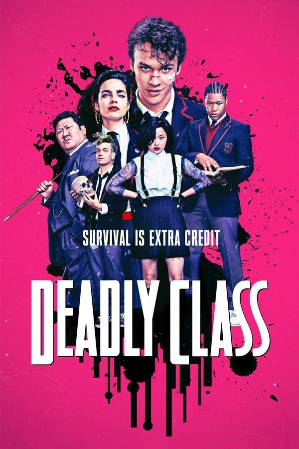 Classe Mortal – Deadly Class