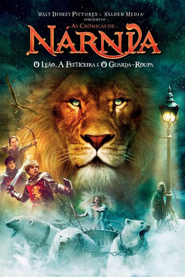 Assistir As Crônicas de Nárnia: O Leão, a Feiticeira e o Guarda-Roupa Online
