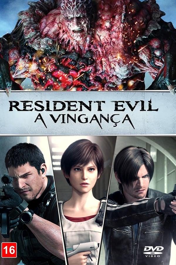 Assistir Resident Evil Vendetta Online
