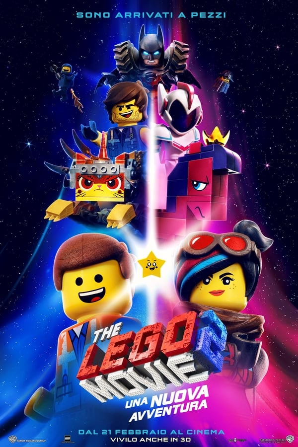 The Lego Movie 2: Una n..