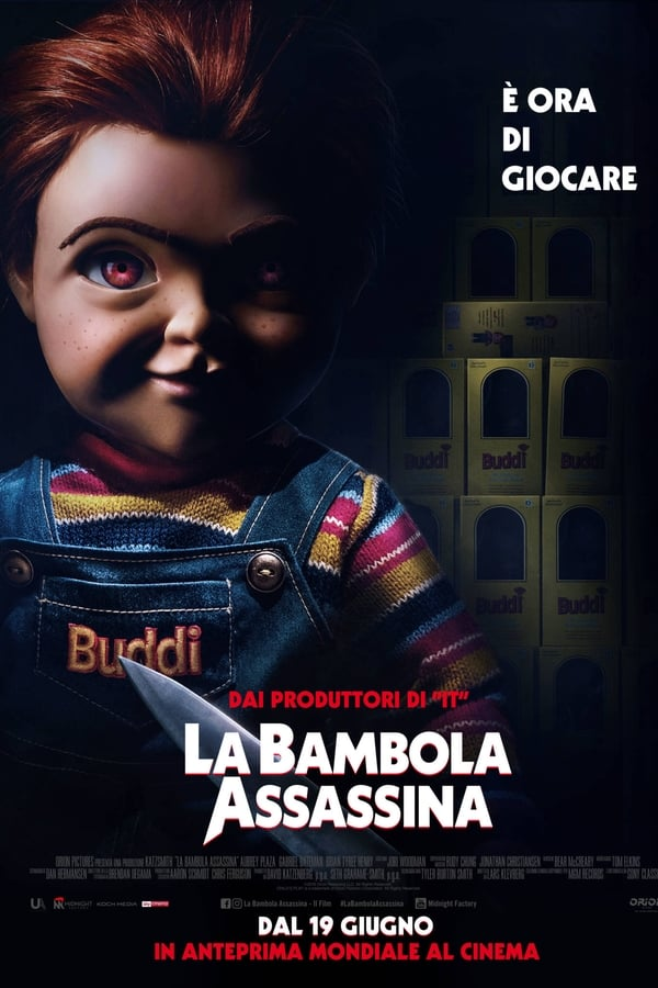 La bambola assassina [HD] (2019)