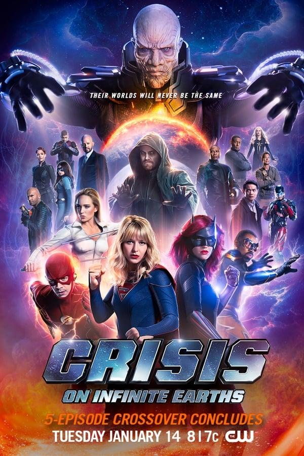 Crisis on Infinite Earths ( Crise nas Infinitas Terras )