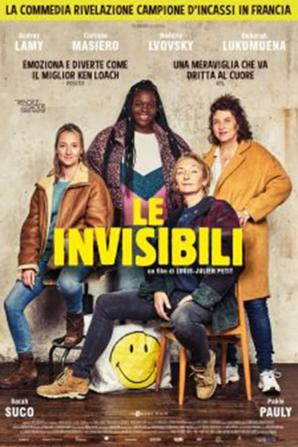 Le invisibili [HD] (2019)