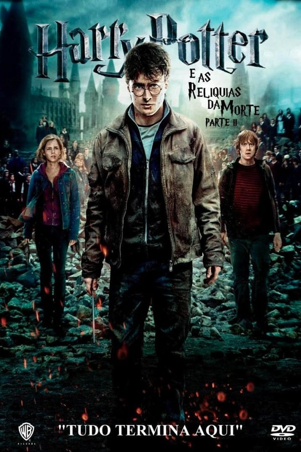 Assistir Harry Potter e as Reliquias da Morte: Parte 2 Online