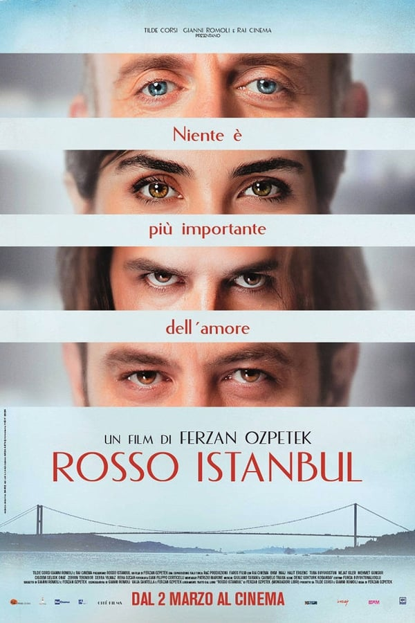 Rosso Istanbul [HD] (2017)