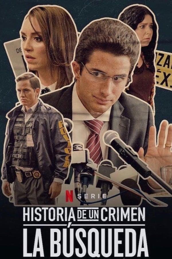 História de um Crime: A Busca ( Historia de un Crimen: La Busqueda )