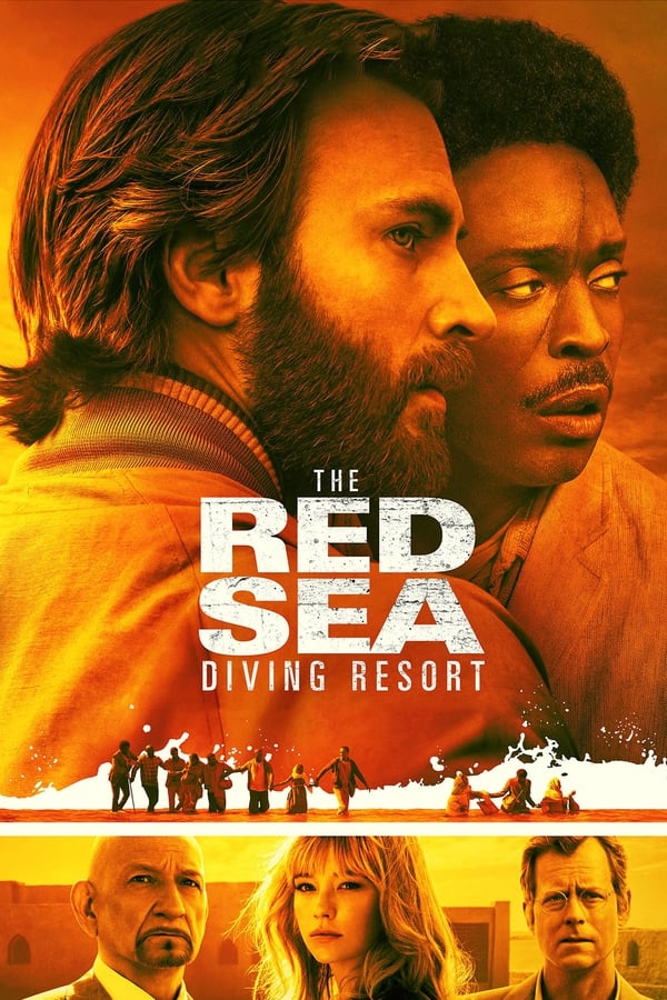 Red Sea Diving [HD] (2019)