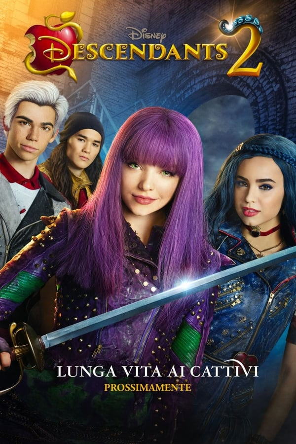 Descendants 3 [HD] (2019)