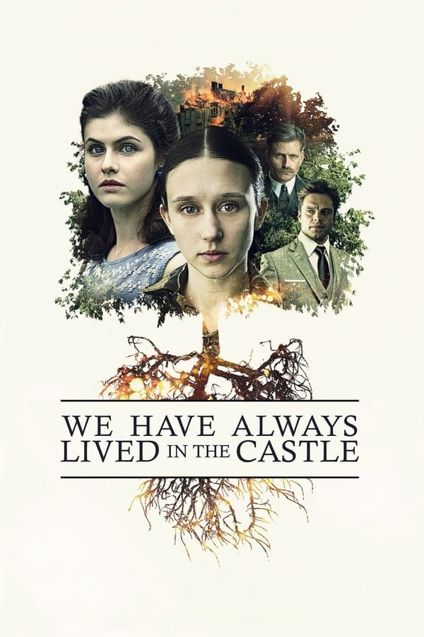 We Have Always Lived in the Castle [SUB-ITA] [HD] (2018)