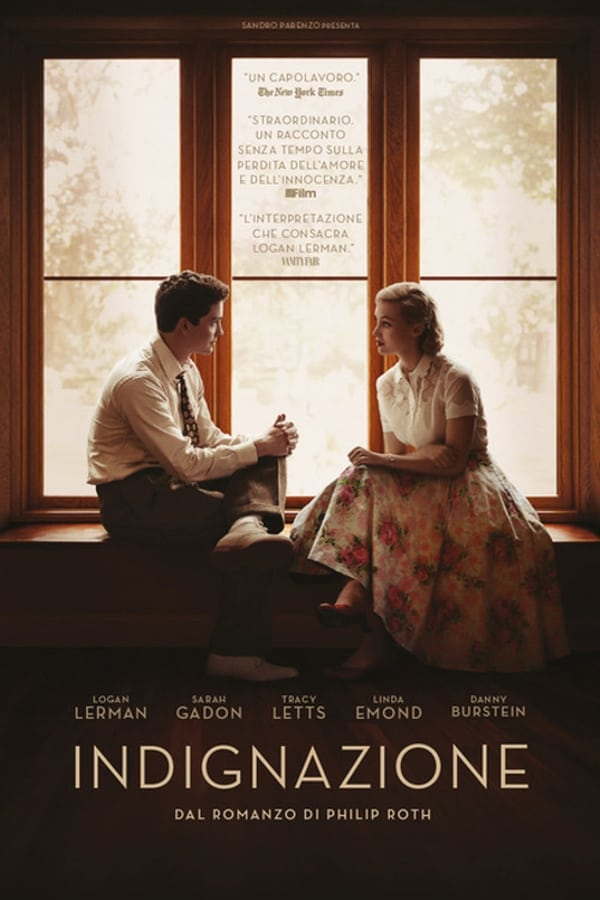 Indignation [Sub-ITA] [HD] (2016)