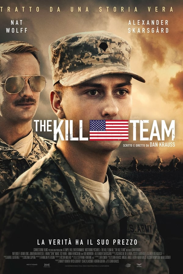 The Kill Team [HD] (2019)