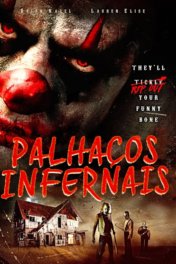 Assistir Palhacos Infernais Online
