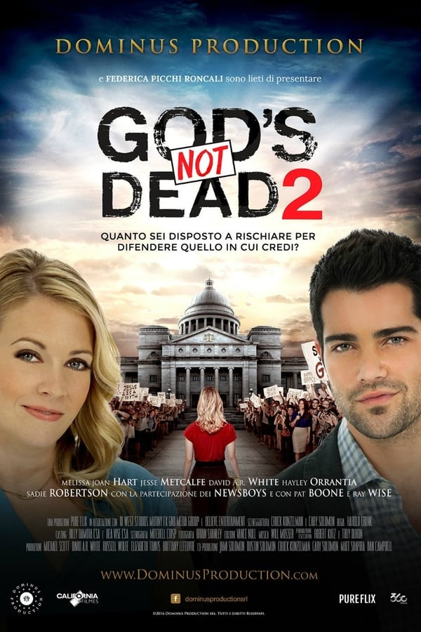 God's not dead [HD] (..