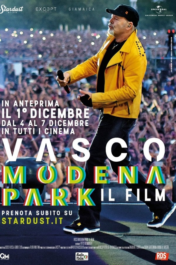 Vasco Modena Park - Il film [HD] (2017)