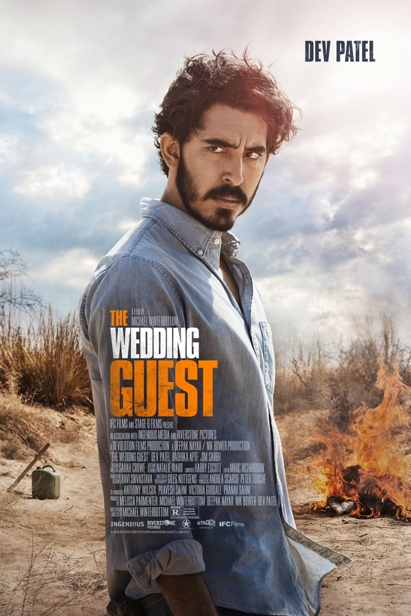 The Wedding Guest – L'ospite sconosciuto [HD] (2018)