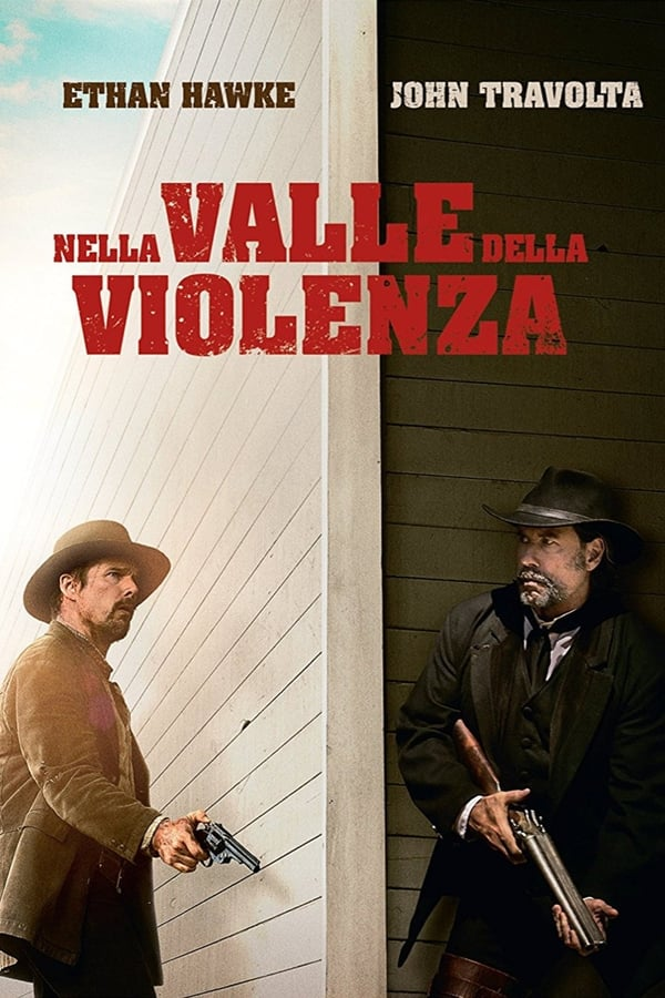 In a Valley of Violence [Sub-ITA] (2016)