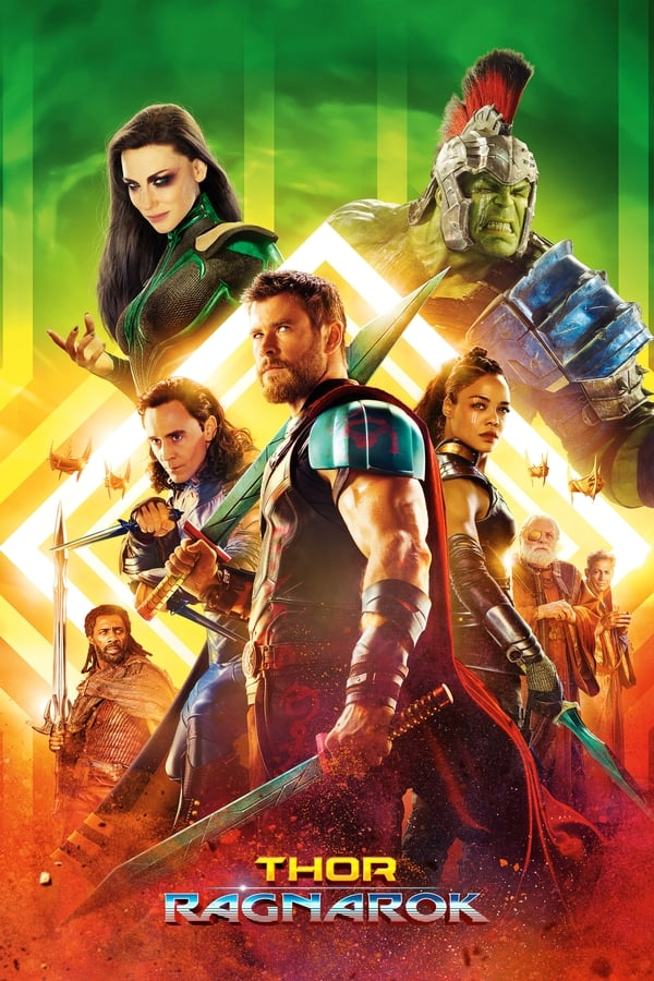Assistir Thor: Ragnarok Online
