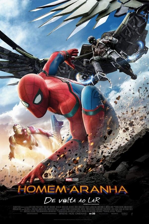 Assistir Homem-Aranha: De Volta ao Lar Online