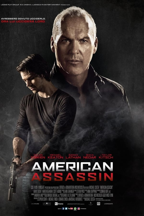 American Assassin [HD] (2017)