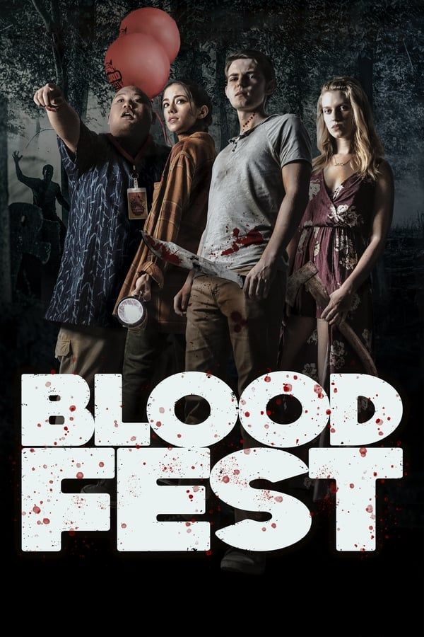 Blood Fest [HD] (2018)