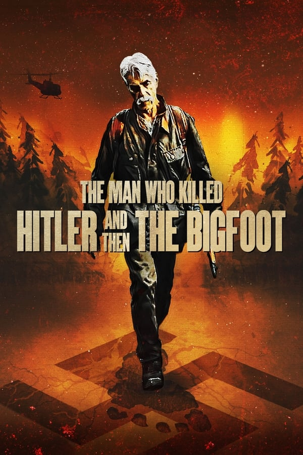 The Man Who Killed Hitler and then The Bigfoot [Sub-ITA] (2018)