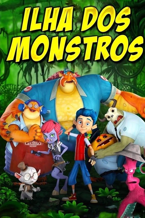 Assistir A Ilha dos Monstros Online