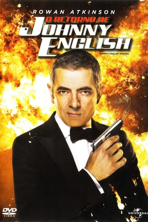 Assistir O Retorno de Johnny English Online