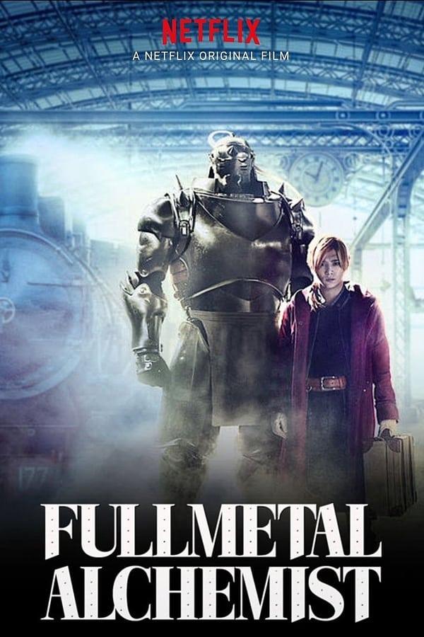 Assistir Fullmetal Alchemist Online