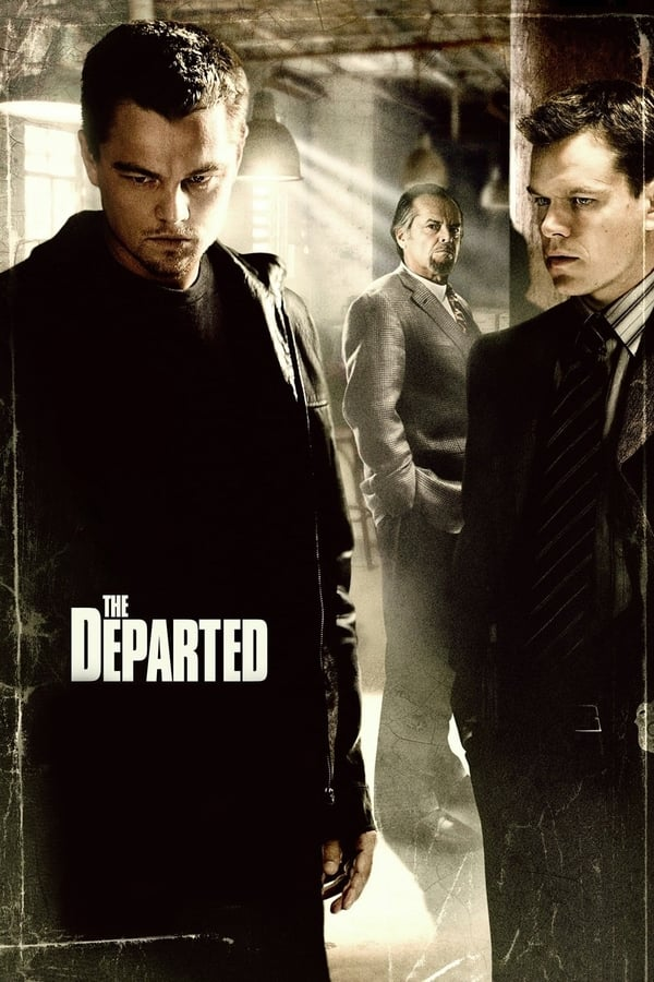 The Departed – Il bene e il male [HD] (2006)