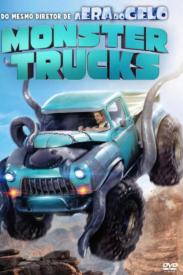 Assistir Monster Trucks Online