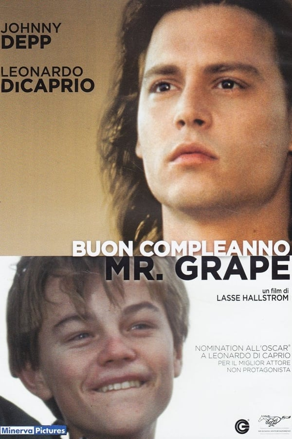 Buon compleanno Mr. Grape [HD] (1993)