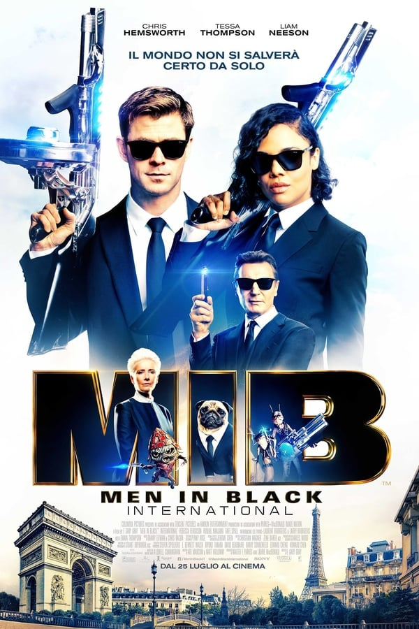 Men in Black: International [HD] (2019)